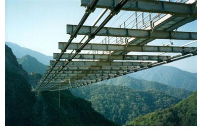 Opac Arroyo Cangrejillo Pipeline Bridge