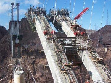 OPAC - Hoover Dam Bypass: Colorado River Bridge